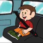 quitar la silla de coche