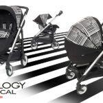 Nuevo coche bebe trilogy optical limited edicion