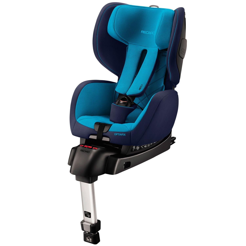 Analisis y comparativa sillas de coche recaro la for Silla para ninos carro