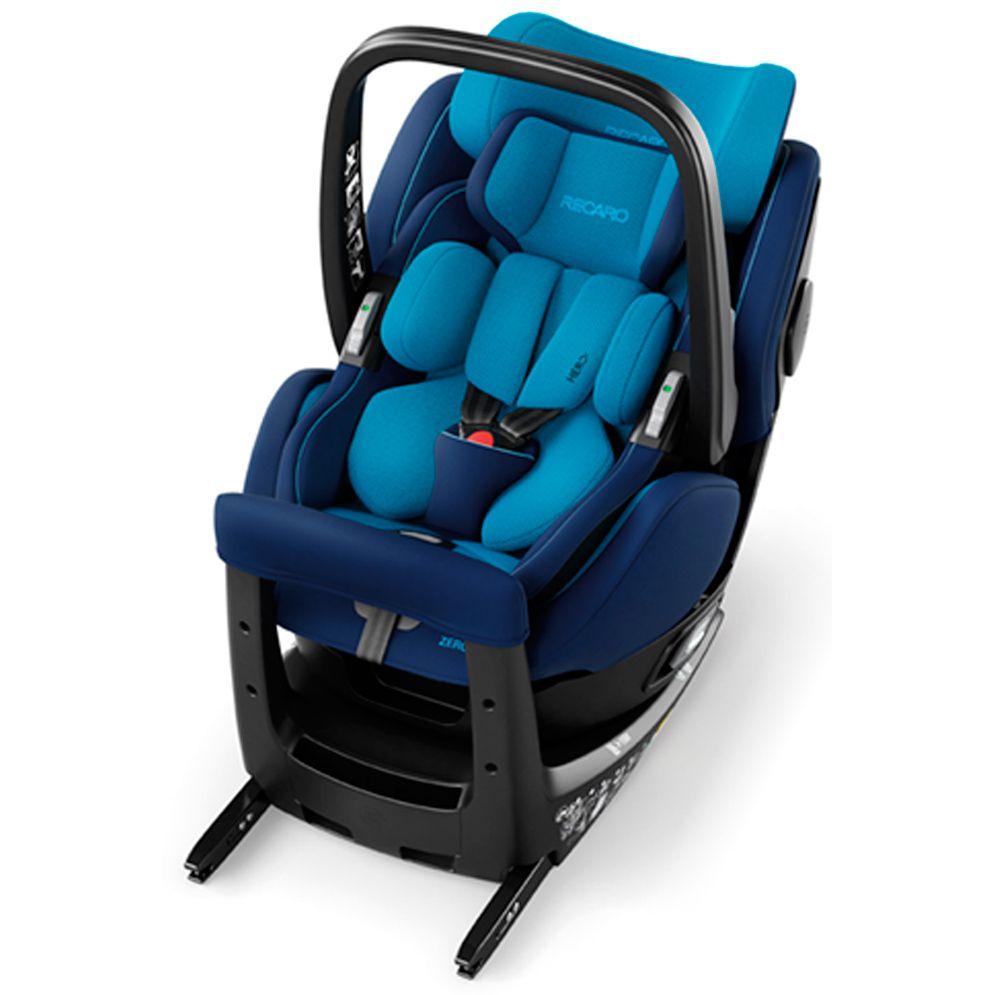 Analisis y comparativa sillas de coche recaro la for Sillas seguridad coche