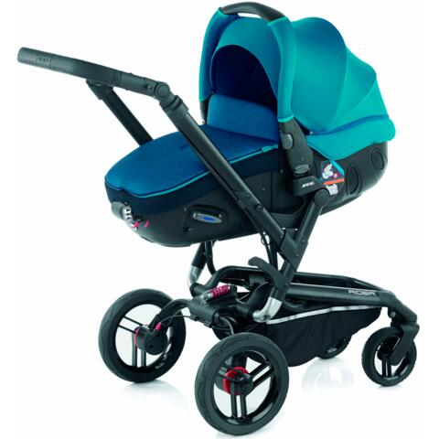 Coche de paseo jane rider matrix light 2 s46 teal sillasauto for Coche de paseo maclaren