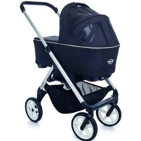 Coche Paseo Easy Walker New Mini Stroller Black Jack | SillasAuto