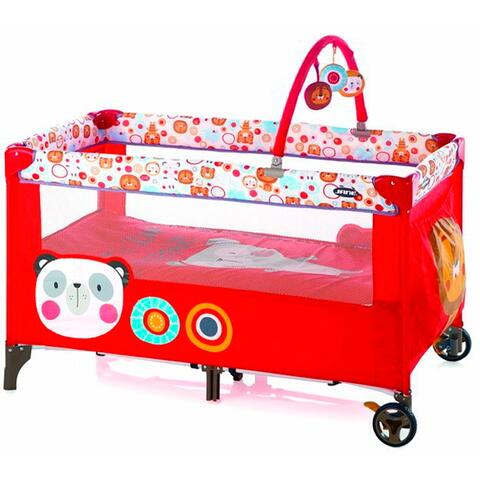 Cuna parque plegable Jane S40 WILDFLIFE