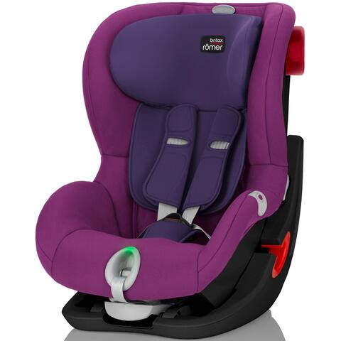 Silla Auto Römer KING II LS BLACK SERIES MINERAL PURPLE