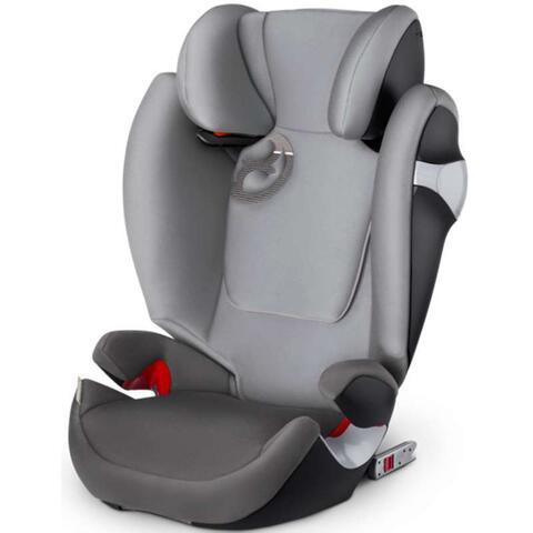 silla de coche cybex solution m fix sillasauto. Black Bedroom Furniture Sets. Home Design Ideas