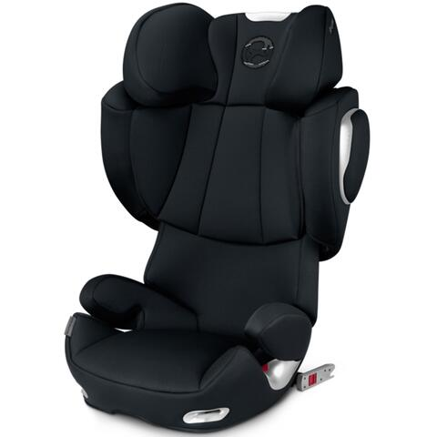 SILLA DE COCHE CYBEX SOLUTION Q3 FIX STARDUST BLACK