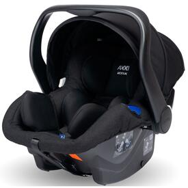 AXKID MODUKID INFANT I-SIZE Black