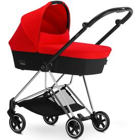 COCHE BEBE CYBEX MIOS PLATINUMI INFRA RED