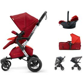 COCHE DE BEBE CONCORD NEO MOBILITY SET FLAMING RED