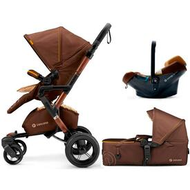 COCHE DE BEBE CONCORD NEO MOBILITY SET WALNUT BROWN