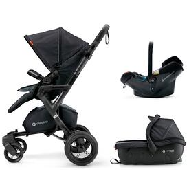 COCHE DE BEBE CONCORD NEO TRAVEL SET MIDNIGHT BLACK