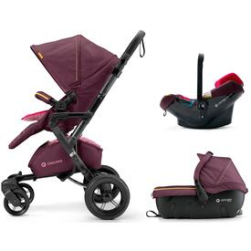 COCHE DE BEBE CONCORD NEO TRAVEL SET ROSE PINK