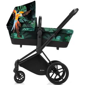 COCHE DE BEBE CYBEX PRIAM BIRDS OF PARADISE