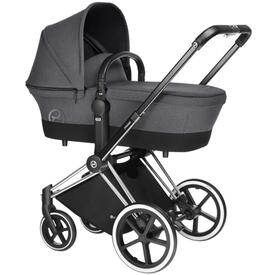 COCHE DE BEBE CYBEX PRIAM MANHATTAN GREY