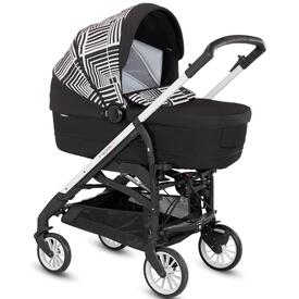 COCHE DE BEBE INGLESINA TRILOGY OPTICAL BLACK