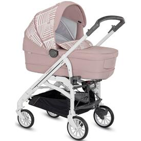 COCHE DE BEBE INGLESINA TRILOGY OPTICAL ECRU