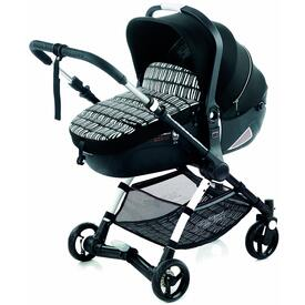 COCHE DE BEBE JANÉ MINNUM I-MATRIX S74 NATURE