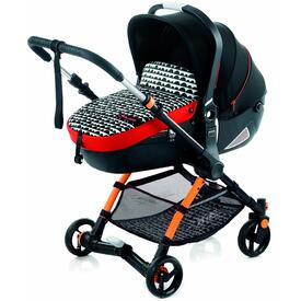 COCHE DE BEBE JANÉ MINNUM I-MATRIX S75 CLOUDS