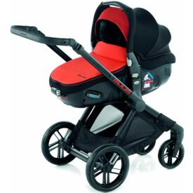 Coche de paseo Jane Muum Matrix light 2  S51 Orange