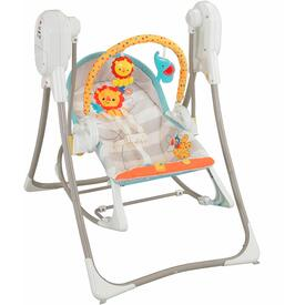 COLUMPIO BEBE FISHER PRICE 3 EN 1