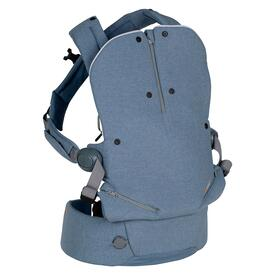 MOCHILA PORTABEBE BESAFE HAVEN Cloud Blue