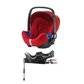PACK SILLA DE COCHE RÖMER BABY SAFE I-SIZE ISOFIX