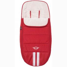 SACO INVIERNO MINI BUGGY FOOTMUFF FIREBALL RED