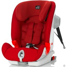 Silla auto Advansafix II SICT Flame Red
