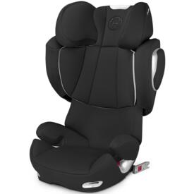Silla auto Cybex Solution Q2 FIX Happy Black
