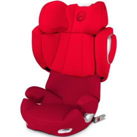 Silla auto Cybex Solution Q2 FIX Mars Red