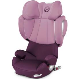 Silla auto Cybex Solution Q2 FIX Princess Pink
