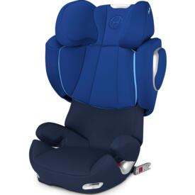 Silla auto Cybex Solution Q2 FIX Royal Blue