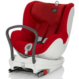 Silla auto Rómer DUAL FIX Flame Red