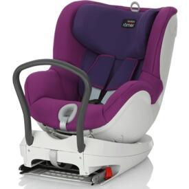 Silla auto r mer dual fix mineral purple sillasauto - Silla bebe romer ...
