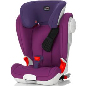 Silla Auto Romer KID FIX II XP SICT Mineral Purple