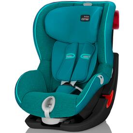 Silla Auto Römer KING II LS BLACK SERIES GREEN MARBLE