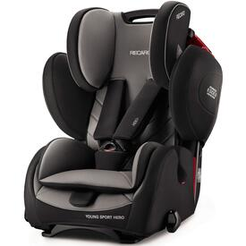 SILLA COCHE RECARO YOUNG SPORT HERO CARBON BLACK