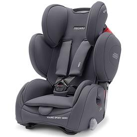 SILLA COCHE RECARO YOUNG SPORT HERO Core Simply Grey