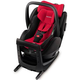 SILLA COCHE RECARO ZERO 1 ELITE I-SIZE RACING RED
