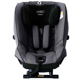SILLA DE COCHE AXKID MINIKID 2.0 PLUS TEST Grey