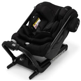 SILLA DE COCHE AXKID ONE PLUS ISOFIX Black