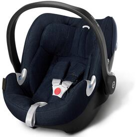 SILLA DE COCHE CYBEX ATON Q PLUS MIDNIGHT BLUE