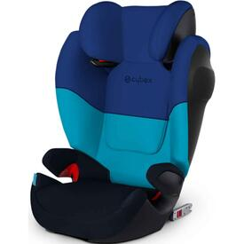 SILLA DE COCHE CYBEX SOLUTION M FIX SL Blue Moon