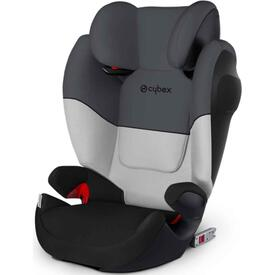 SILLA DE COCHE CYBEX SOLUTION M FIX SL Gray Rabbit
