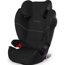 SILLA DE COCHE CYBEX SOLUTION M FIX SL Pure Black