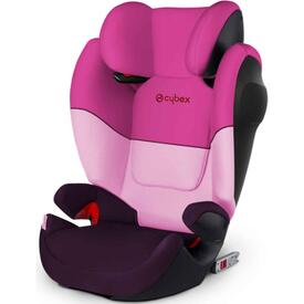 SILLA DE COCHE CYBEX SOLUTION M FIX SL Purple Rain