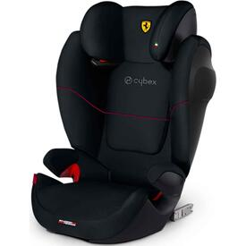 SILLA DE COCHE CYBEX SOLUTION M FIX SL Victory Black