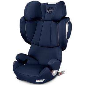 SILLA DE COCHE CYBEX SOLUTION Q3 FIX MIDNIGHT BLUE