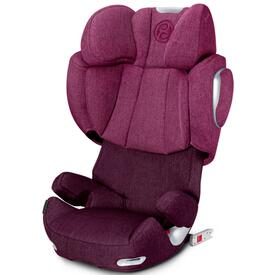 SILLA DE COCHE CYBEX SOLUTION Q3 FIX PLUS MYSTIC PINK