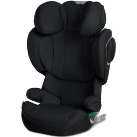 SILLA DE COCHE CYBEX SOLUTION Z I-FIX Deep Black